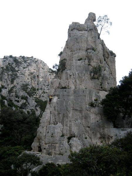 Rock Climbing Photo: La Petite Aiguille