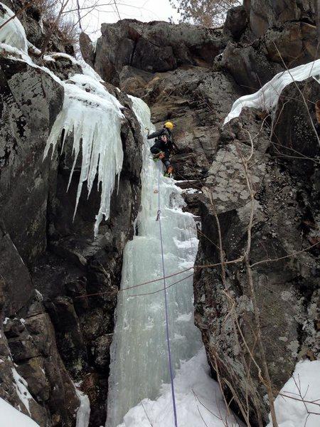 Rock Climbing Photo: K-9