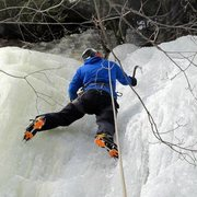 Rock Climbing Photo: ADK ice fest 2015
