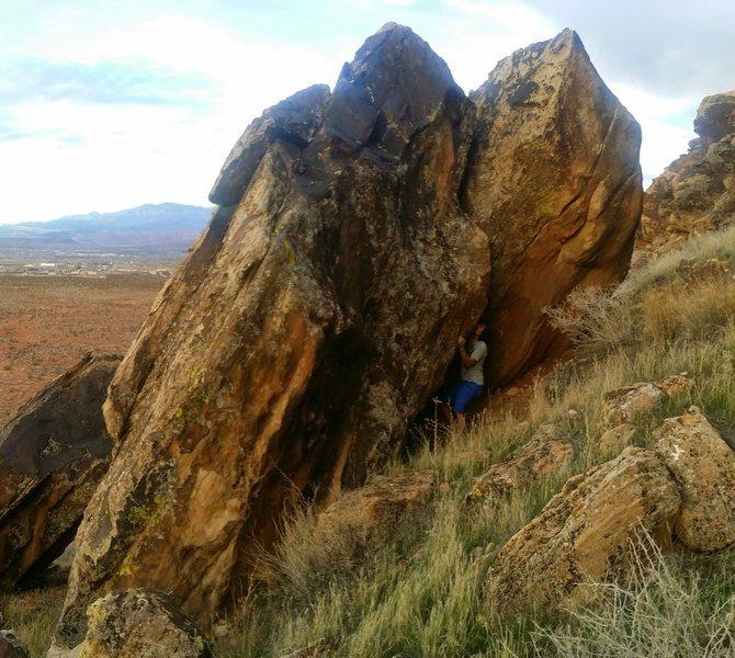 boulder photo