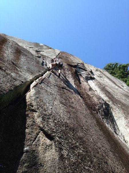 great climb if it's dry.