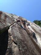 Rock Climbing Photo: great climb if it's dry.