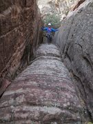 Rock Climbing Photo: if you found this on the descent you are on the ri...