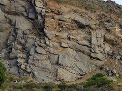 Rock Climbing Photo: Schoolhouse Rock, Riverside Quarry