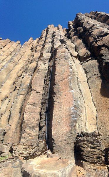 Rock Climbing Photo: Sunshine Buttress
