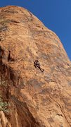 Rock Climbing Photo: A view of Giuoco Piano from a distance. Just off t...