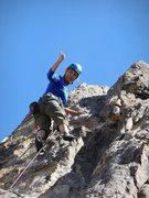 Rock Climbing Photo: Cupid's Fever