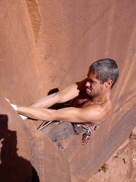 Crack Climbing Hurts So Good.