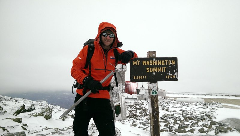 Guiding-Mt. Washington