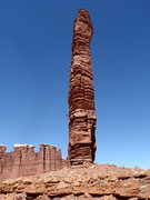 Rock Climbing Photo: Totem Pole AKA Standing Rock :)