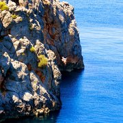 Rock Climbing Photo: Also, some fun cliff jumping downhill from the cli...