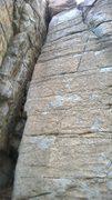 Rock Climbing Photo: Inner Light