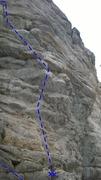 Rock Climbing Photo: Monogamy