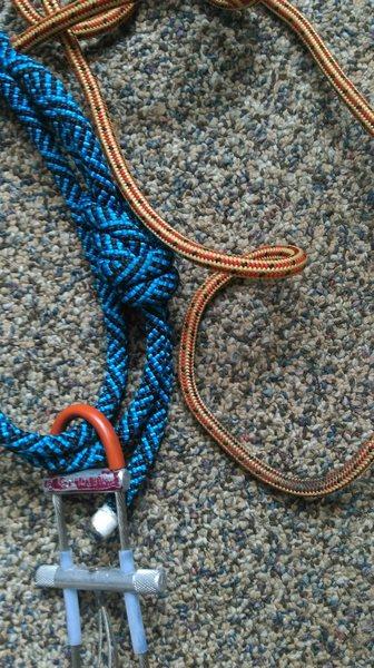 unknown cord next to 7mm perlon