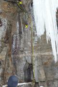Rock Climbing Photo: Zero start