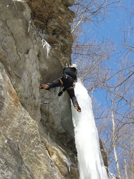 Rock Climbing Photo: 80