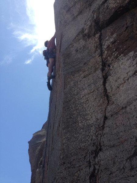 Rock Climbing Photo: Valle Azteca