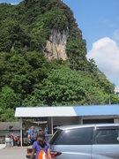 Rock Climbing Photo: Walking directions