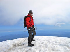 Rock Climbing Photo: Hood