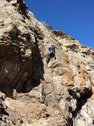 Rock Climbing Photo: Mark or Tom?