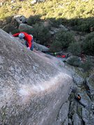 Rock Climbing Photo: 5.13a La Peseta