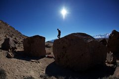 Rock Climbing Photo: FS boulders