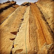 Rock Climbing Photo: excellent climb!