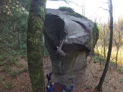 Rock Climbing Photo: Bryce Orr