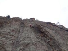 Rock Climbing Photo: In the Big Thompson