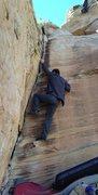 Rock Climbing Photo: Jonah Schriener