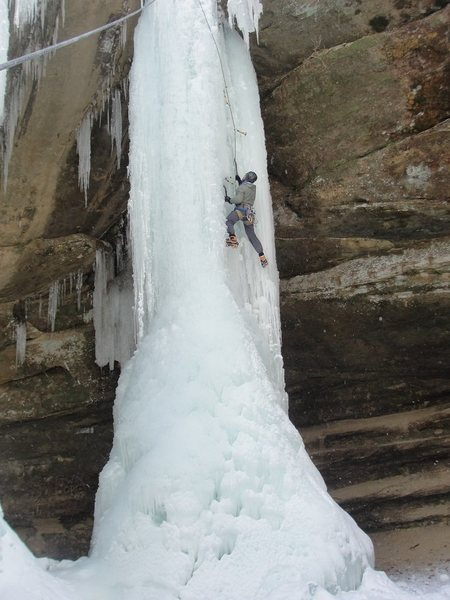 Rock Climbing Photo: 82