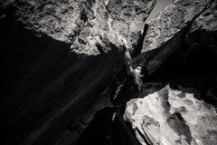 Rock Climbing Photo: Dragonfly
