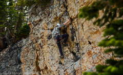 Rock Climbing Photo: Wonderful rock.