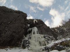 Rock Climbing Photo: Mixed ?