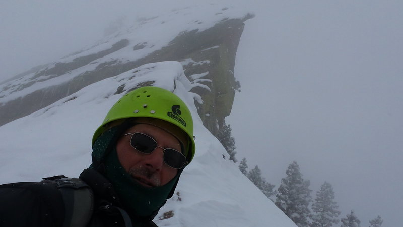 Rock Climbing Photo: Mike C. Silk Road. March 1st 2015.