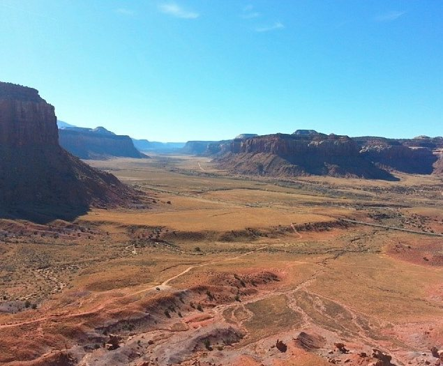 Rock Climbing Photo: Moab :)