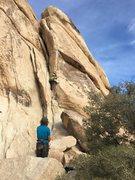 Rock Climbing Photo: Loved this climb:)