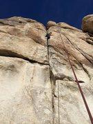 Rock Climbing Photo: Gotta love a good hand and foot jamboree!