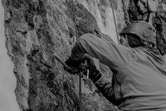 Rock Climbing Photo: Clip