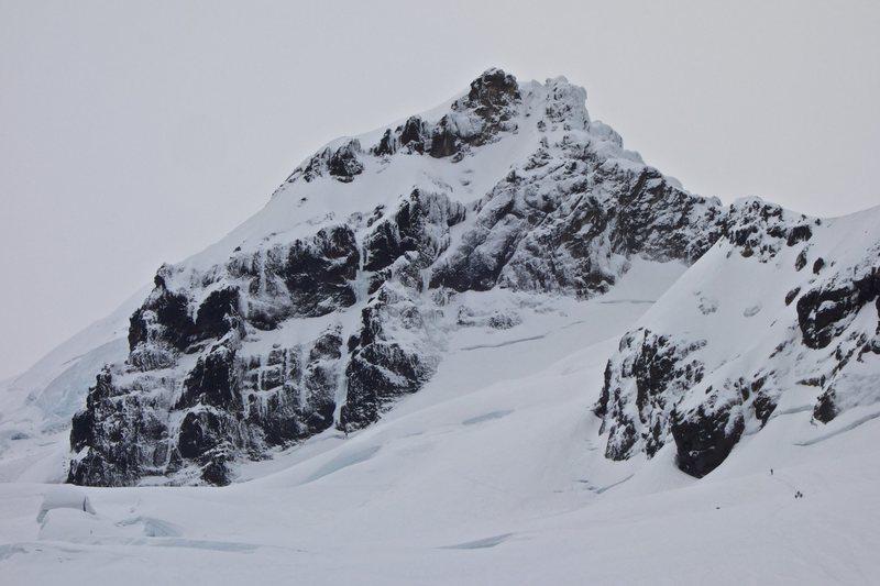 The northwest face of Colfax Peak