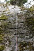 Rock Climbing Photo: Trophy Wife with an 80% scrub job