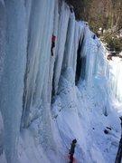 Rock Climbing Photo: Better shot.