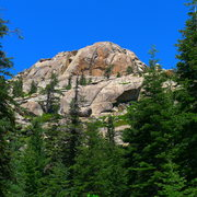 Rock Climbing Photo: Crocodile Dome