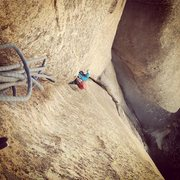 Rock Climbing Photo: Any OW you can smile while your in can't be that b...