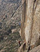 "Rock Climbing Photo: Photo taken from ""Supply-Line"" P-3"