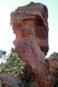 Rock Climbing Photo: 1 star climb. 4 star rappel!