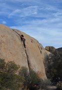 Rock Climbing Photo: Highball