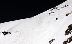 Rock Climbing Photo: Landry Line, Pyramid Peak.