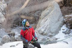Rock Climbing Photo: Little Eiger