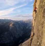 Rock Climbing Photo: RNWF Half Dome.